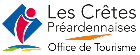 Logo vectorisé de l'Office de Tourisme des Crêtes Préardennaises