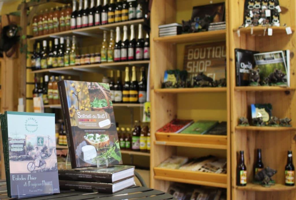 Boutique Office de tourisme des Crêtes Préardennaises