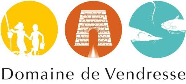 Les 3 logos du domaine de Vendresse
