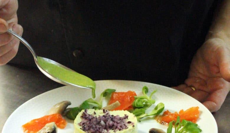 Plat Gastronomique restauration et auberge