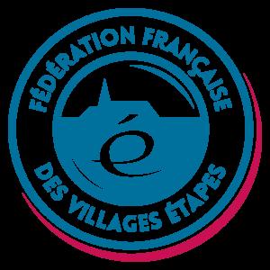 Logo du village étape sur votre route de la fédération française