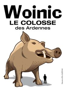 Affiche de Woinic le colosse des Ardennes