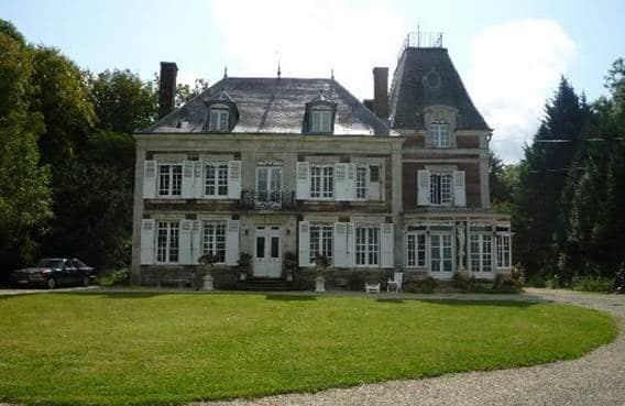 Extérieur du Château de Montaubois