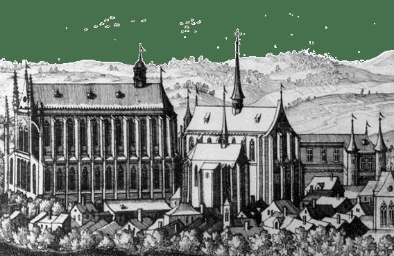 Présentation et photographie des amies de l'Abbaye de Signy