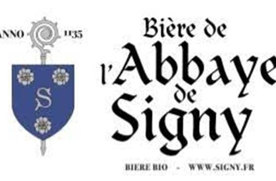 Logo bière de l'Abbaye de Signy