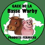 Logo la filature basse Warby produits fermiers