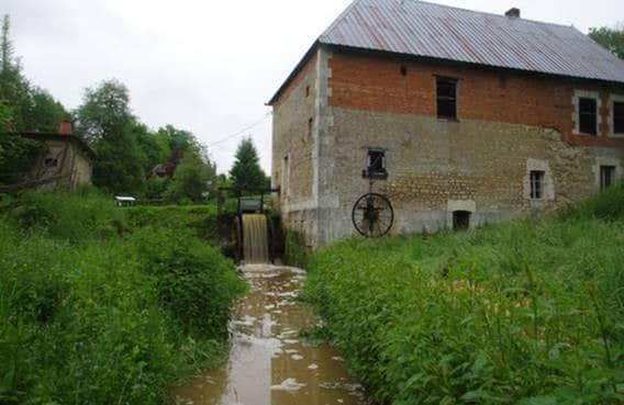 Extérieur et façade du Moulin de Librecy