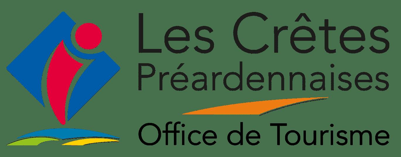 Logo paysage de l'Office de Tourisme des Crêtes Préardennaises