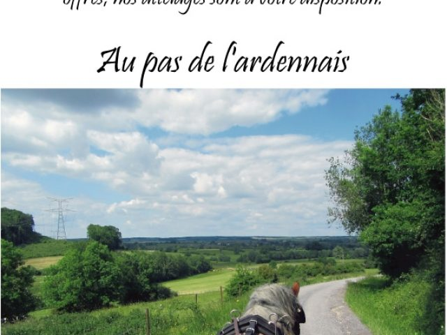 Brochure des Sabots du Relais Patrimoine Historique