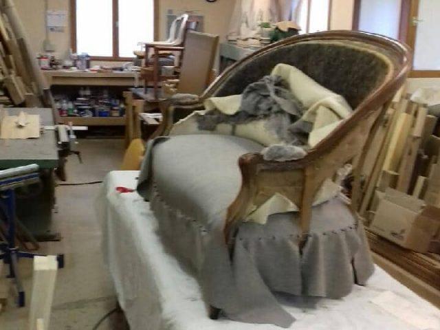Intérieur de la sculpture Beaumont Ameublement